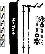 HoTrek Kids Treking Poles - Lightweight Kids Hiking/Walking Poles Adjustable for Toddlers - Telescopic Walking