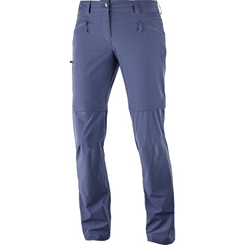 W LongFemme Salomon Zip Crown Wayfarer Pantalon Blue jSMpqzLVUG