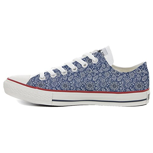 Converse All Star Customized - zapatos personalizados (Producto Artesano) Arabesque