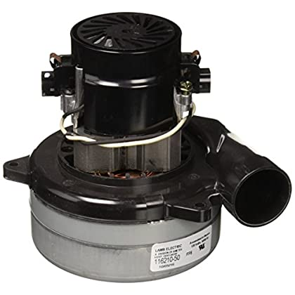 Image of Fan Motors Ametek-Motors Motor 116210-50, 5.7' 120 Volt B/2 Stage Tangential Bypass