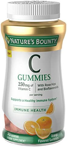 Natures Bounty Vitamin Flavored Supplements product image