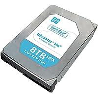 HGST 5-Pack Ultrastar He8 HUH728080ALE600 0F23267 8TB 7200 RPM 128MB Cache SATA 6.0Gb/s 3.5 Helium Platform Enterprise Hard Disk Drives