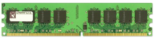 Kingston H. Corporation ECC CL4 DIMM Desktop Memory 2 Single (Not a Kit) 533 MHz (PC2 4200) 240-Pin DDR2 SDRAM KVR533D2E4/2G (240 Pin 4200 Cl4 Pc2)