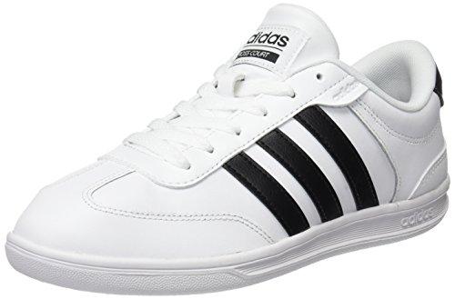 Adidas Negbas Baskets Court ftwbla Blanc Negbas 40 Homme Cross Pour wwgqSr
