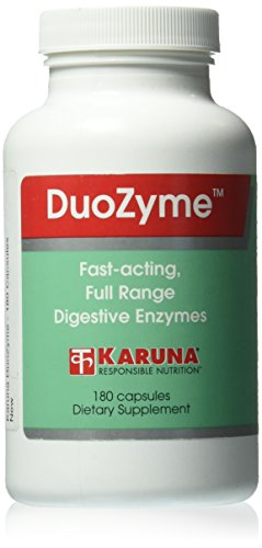 (Karuna - DuoZyme 180 caps [Health and Beauty])