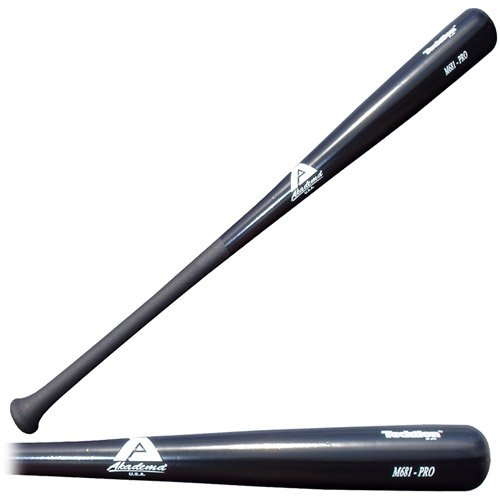 Akadema M681 Elite Maple Bat with Tacktion Grip (32-Inch)