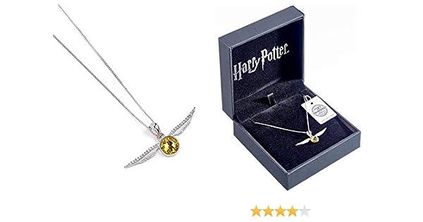 Bazar Express Collar Reliquias de la Muerte, Joyas Harry ...