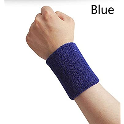 Pcs Sports Protector Wristbands Cotton Weightlifting Wrist Support Basketball Wrist Brace Tennis Sweatbands Guard Estimated Price £16.30 -