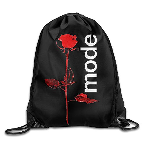 Guiping Depeche Mode Unisex Drawstring Gym Sack Sport Bag