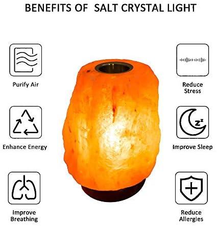 Bioexcel Natural Himalayan Salt Lamp