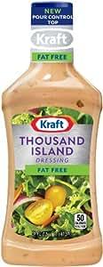 Kraft Low Fat Thousand Island Dressing
