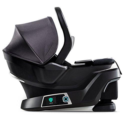 4moms Self-Installing Car Seat, Black