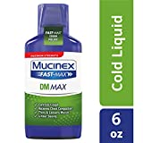 Mucinex Fast-Max DM, Max Strength Chest Congestion Relief with...