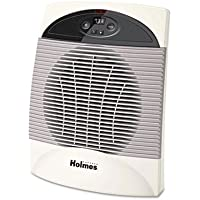 Holmes HEH8031NUM Energy Saving Heater Fan, 1500W, White