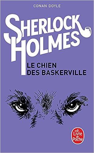 Le Chien Des Baskerville Sherlock Holmes Le Livre De