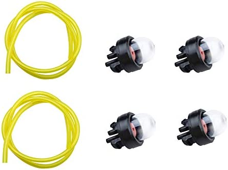 Primer Bulb /& Fuel Line Fuel  Filter For Husqvarna 455 Rancher 460 445 450 435