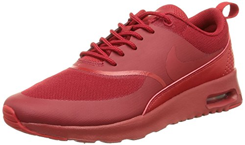 correr Gym Zapatillas University para Max Rojo Nike Red Red mujer para Thea Gym Red Air 4HxPqXRn