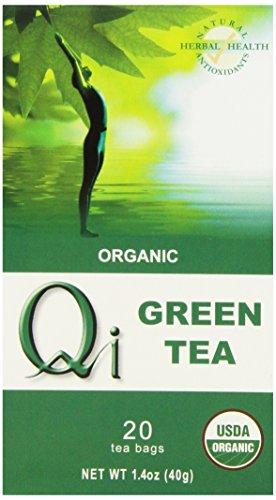 Qi Green Tea - 2