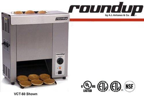 A.J Antunes Vertical Contact Toaster 10 Second Pass Thru Time Vct-2000//9210100