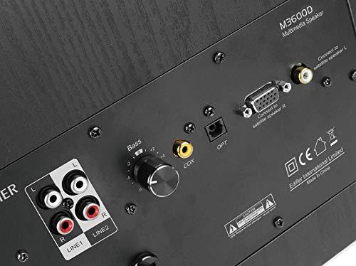 Edifier 2.1 Speaker System 200 Watts RMS