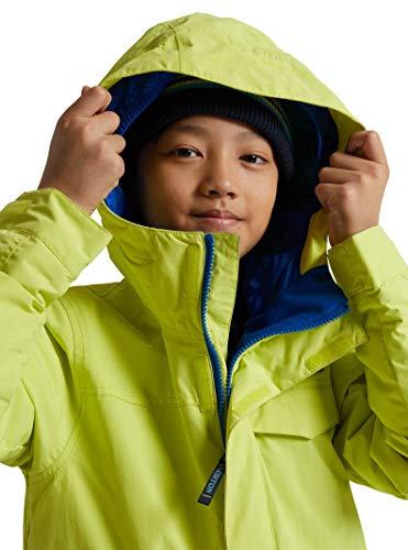 Burton Boys' Dugout Waterproof Ski/Snowboard Winter Jacket