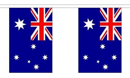 9 metros 30 (22,86 cm x 15,24 cm) de la bandera de Australia ...