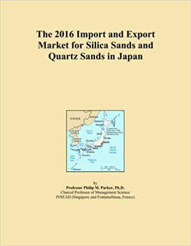 Book The 2016 Import and Export Market for Silica Sands and Quartz Sands in Japan
