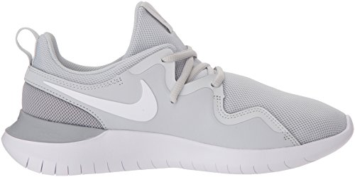 pure 002 Wmns Sneakers Platinum Nike Femme white Tessen Multicolore wolf Basses Grey YPwSnq
