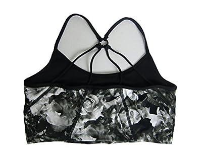 Betsey Johnson Performance Women's Cropped Print Tank Top