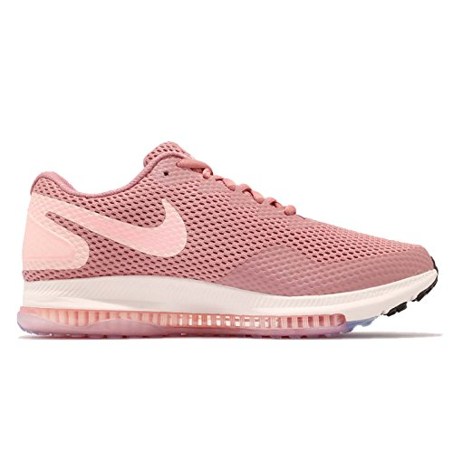 Rust Pink Scarpe all 2 Storm Running W Zoom Pink Nike Crimson Tint Donna Low 604 Multicolore out YXxEvPwFn