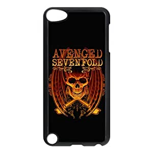 the Case Shop- Customizable Avenged Sevenfold A7X Band Hard Plastic Case Cover For IPod Touch 5th , p5xq-223