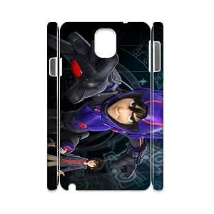 Big Hero 6 YT0067942 3D Art Print Design Phone Back Case Customized Hard Shell Protection Samsung galaxy note 3 N9000