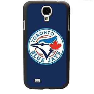 MLB Major League Baseball Toronto Blue Jays Samsung Galaxy S4 SIV I9500 TPU Soft Black or White case (Black)