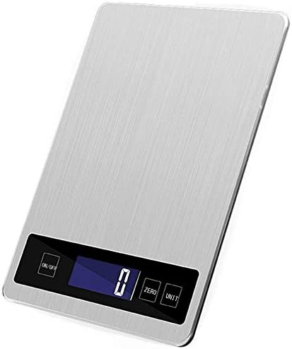 10Kg x 1g Touch Screen Digital Scale Food Diet Postal Kitche
