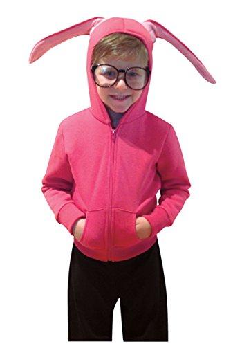 Rasta Imposta A Christmas Story Bunny Hoodie, 4-6]()
