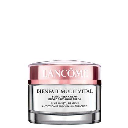 Lancome Bienfait Multi-Vital SPF 30 Sunscreen Cream, 1.7 Fluid Ounce