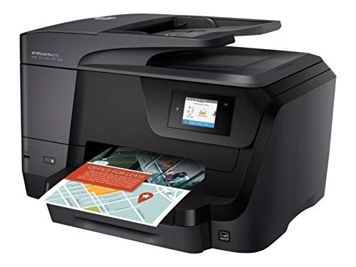 HP Officejet Pro 8715 All-in-One Multifunction Printer - Thermal Inkjet - Print/Copy/Scanner/Fax by HP (Image #6)