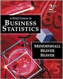 Amazon a brief course in business statistics 9780534381301 a brief course in business statistics 2nd edition fandeluxe Image collections