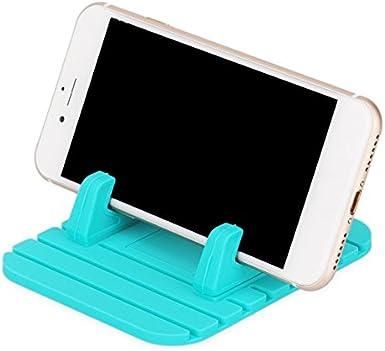 Liobaba Silicone Magic Sticky Anti Slip Car Mat Non-Slip Mat for Mobile Phone Pad Navigator Bracket