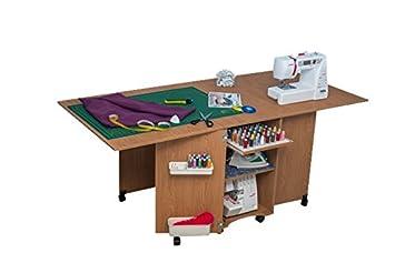 Comfort 9 | Mesa para máquina de coser y overlock | (Beech Ellmau)