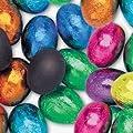 Easter Eggs Dark Chocolate (1 Lb - 63 Pcs) from Madelaine Chocolate Novelties