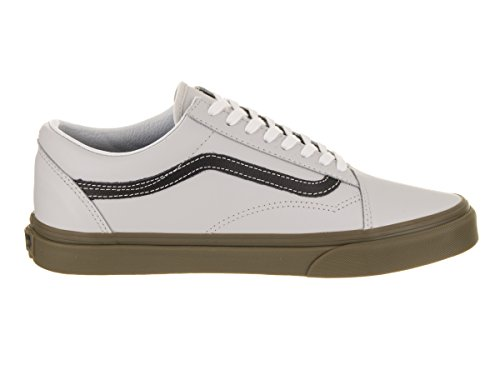 Vans Unisex Old Skool Classic Skate Shoes Gray/Black/Gum cheap sale 100% authentic ZJiKO