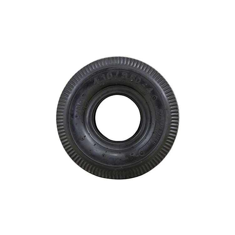 Marathon Industries Pneumatic (Air Filled) Hand Truck/All Purpose Utility Tire and Inner Tube, 4.10/3.50-4inch