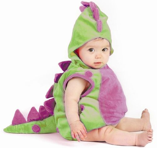 Baby Dinosaur Infant Toddler Costume sz 18M-2T -