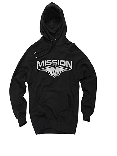 Mission Corporate Senior Black Pullover Hoody, Small (Mission Hockey Hoodie)