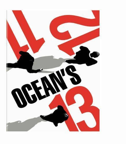 Ocean's Trilogy (Ocean's Eleven / Ocean's Twelve / Ocean's Thirteen) by Warner Home Video by Steven Soderbergh