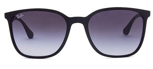 e01ec07bf Óculos de Sol Ray Ban Rb4316l 622 8g/56 Preto: Amazon.com.br: Amazon ...