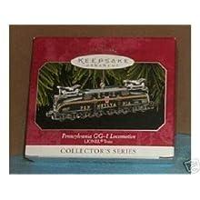 Hallmark Keepsake Ornament - Pennsylvania GG-1 Locomotive Lionel 1998 (QX6346)
