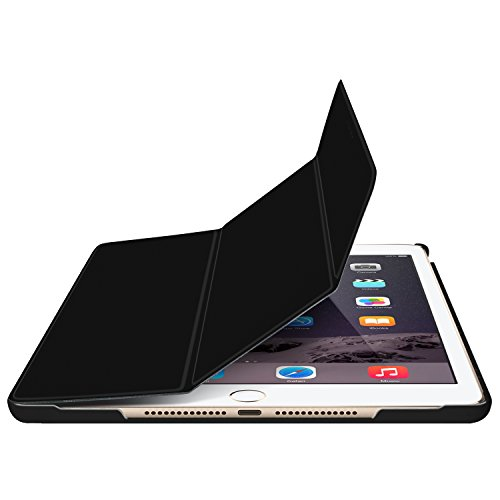 - Macally Slim Foldable Protective Case Cover & Dual Positional Stand for Apple iPad 9.7