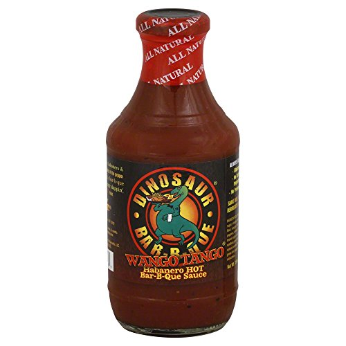 Wango Tango Habanero Hot Barbecue Sauce 19 Ounces (Case of (Barbecue Sauce Case)